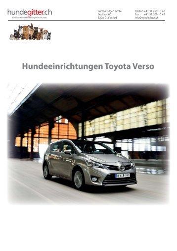 Toyota_Verso_Hundeeinrichtungen
