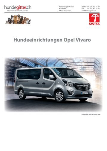 Opel_Vivaro_Hundeeinrichtungen