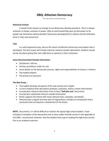 dbq 11 essay Global history regents dbq essay rubric content & clarity support & analysis style & structure 5 • thoroughly develops all aspects of the.