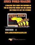 AFRICA WORLD MAGAZINE - Page 2