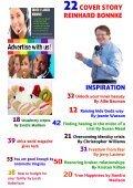 AFRICA WORLD MAGAZINE SPRING 2015 - Page 7