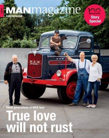 MANmagazine Truck edition 2/2015