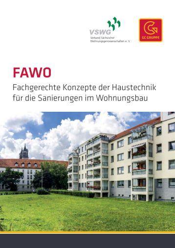 FAWO - Fachgerechte Konzepte der Haustechnik für die Sanierung im Wohnungsbau