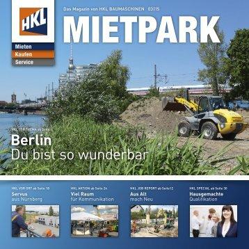 MIETPARK Magazin 03|15