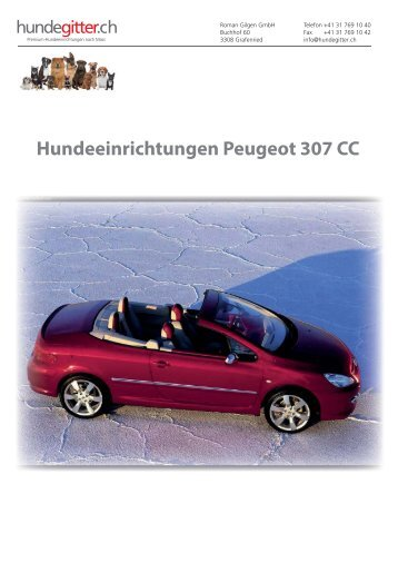 Peugeot_307_CC_Hundeeinrichtungen