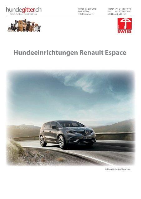 Renault_Espace_Hundeeinrichtungen