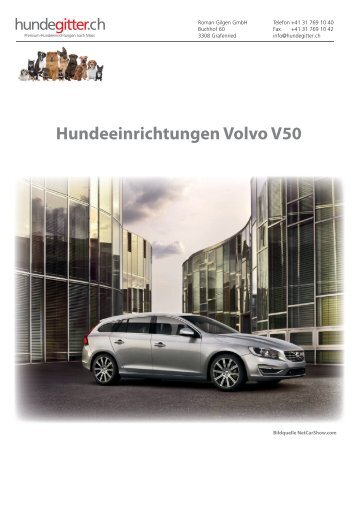 Volvo_V50_Hundeeinrichtungen