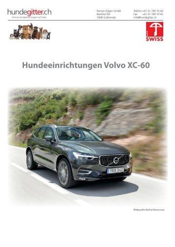 Volvo_XC60_Hundeeinrichtungen