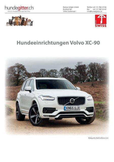 Volvo_XC90_Hundeeinrichtungen