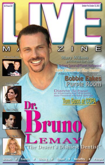 LIVEMagazine #219 October 9, 2015