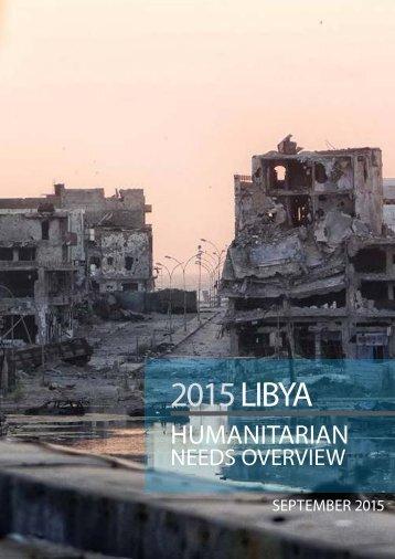 2015 LIBYA