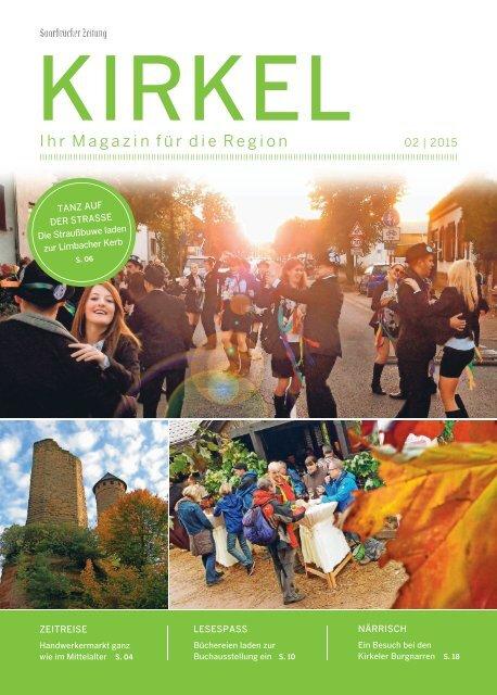 Gemeindemagazin Kirkel 02|2015