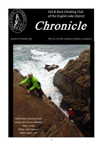 Chronicle 157