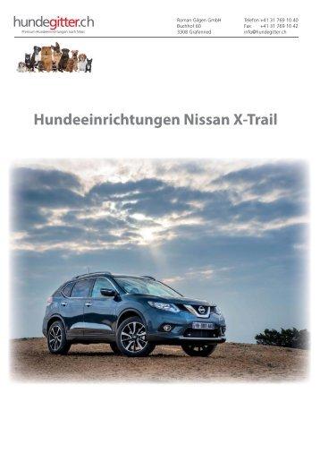 Nissan_X-Trail_Hundeeinrichtungen