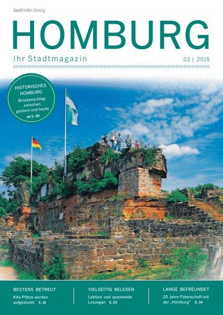 Stadtmagazin Homburg 02|2015