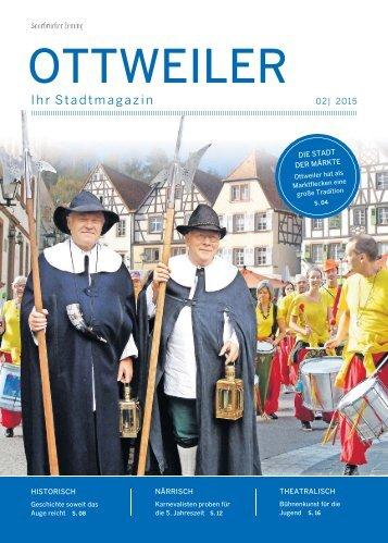 Stadtmagazin Ottweiler 02|2015