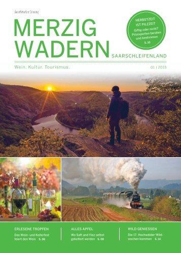 Gemeindemagazin Merzig-Wadern 01|2015