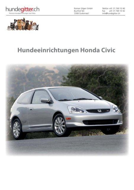 Honda_Civic_Hundeeinrichtungen
