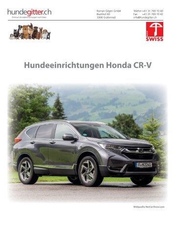 Honda_CR-V_Hundeeinrichtungen