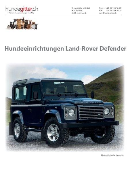 Land-Rover_Defender_Hundeeirnichtungen