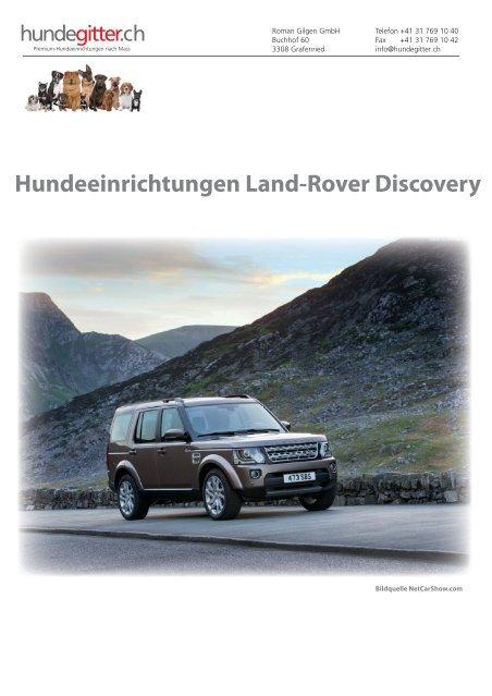 Land-Rover_Discovery_Hundeeirnichtungen