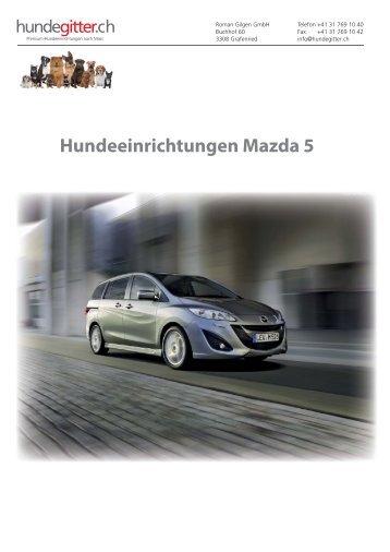 Mazda_5_Hundeeinrichtungen