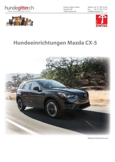 Mazda_CX-5_Hundeeinrichtungen