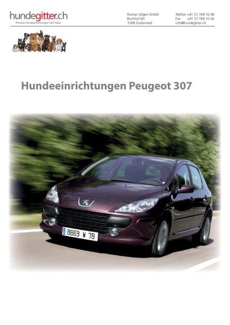 Peugeot_307_Hundeeinrichtungen