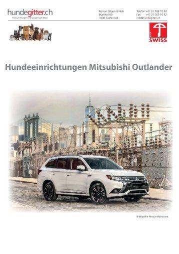 Mitsubishi_Outlander_Hundeeinrichtungen