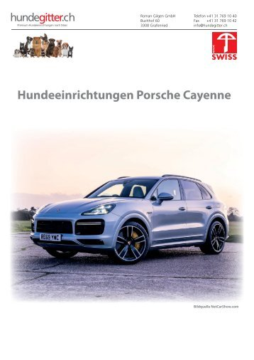 Porsche_Cayenne_Hundeeinrichtungen