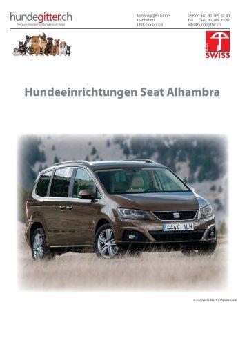 Seat_Alhambra_Hundeeinrichtungen