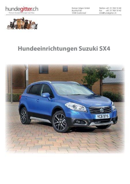 Suzuki_SX4_Hundeeinrichtungen