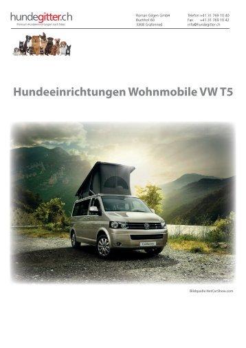 Hundeeinrichtungen_Wohnmobile_VW_T5
