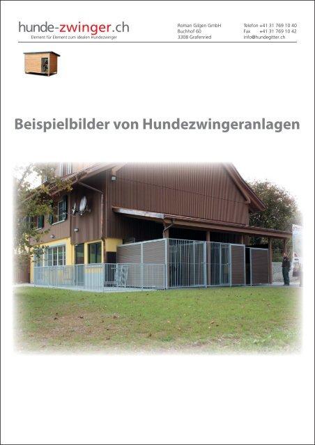 Katalog_Hundezwingerbilder