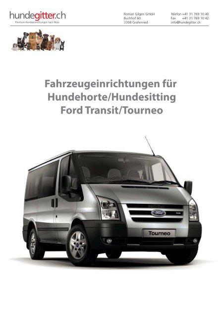 Ford_Transit_Hundehorte_Hundeeinrichtungen