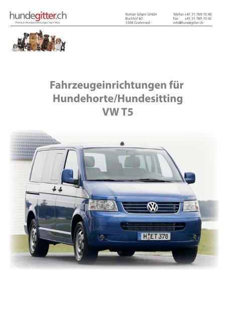 VW_T5_Hundehorte_Hundeeinrichtungen