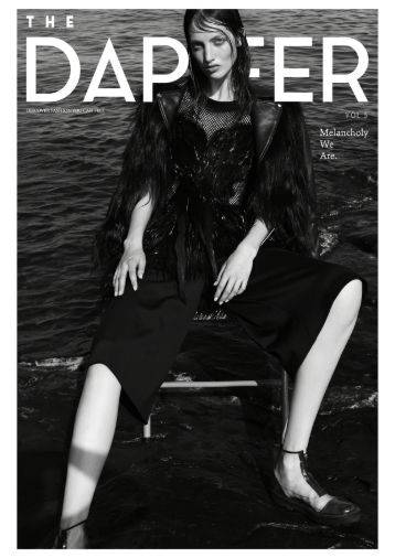 The Dapifer Vol 5, Melancholy We Are: Preview