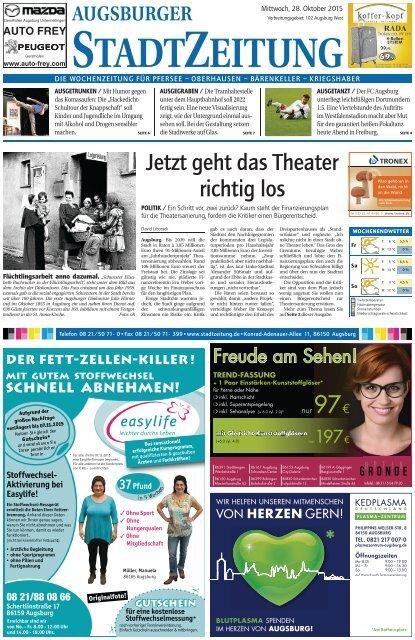102 Augsburg - West 28.10.2015