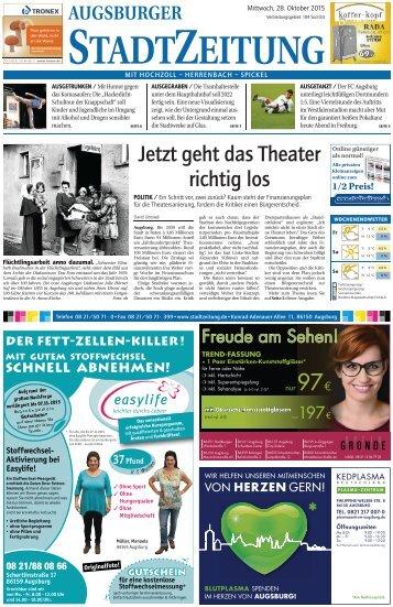 104 Augsburg - Süd-Ost 28.10.2015