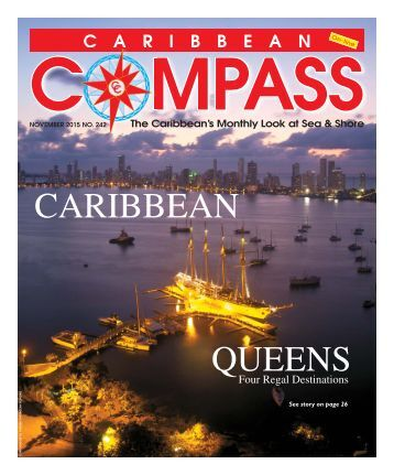 Caribbean Compass Yachting Magazine November 2015