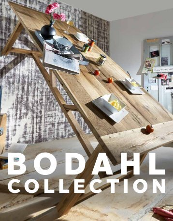 Bodahl - Massive Möbel aus Eiche