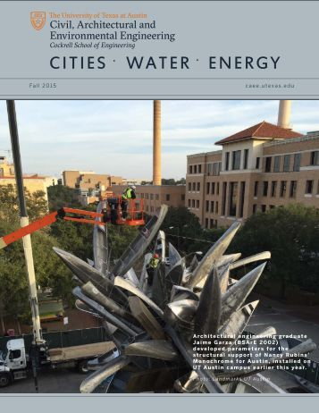 CITIES WATER ENERGY