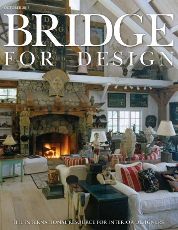 Bridge For Design October 15