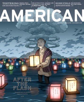 American Magazine: November  2015