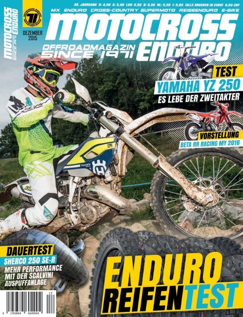 Motocross Enduro - 12/2015