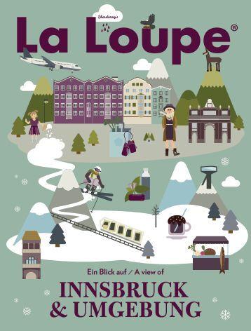 LA LOUPE INNSBRUCK & UMGEBUNG NO. 1 -2015/2016
