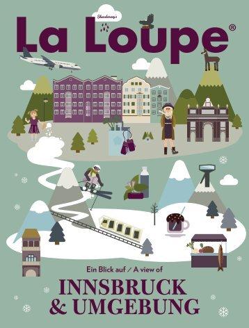 LA LOUPE INNSBRUCK & UMGEBUNG NO. 1