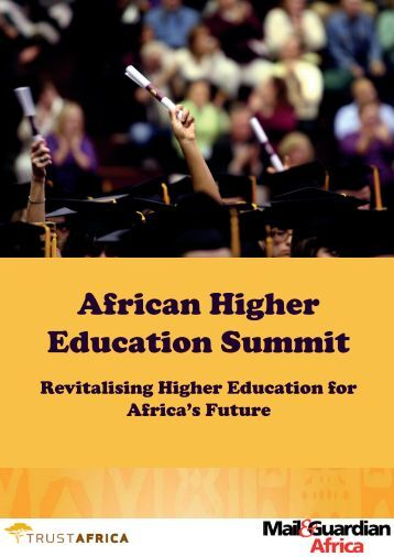 African Higher Education Summit