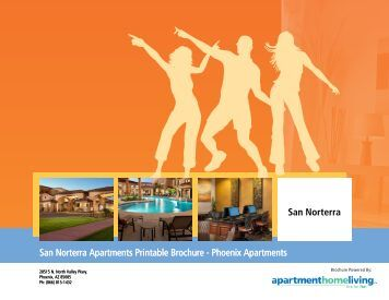 Renoir for San norterra apartments