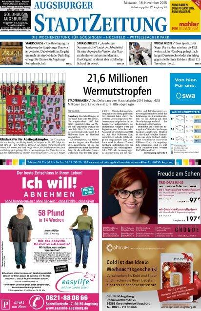 101 Augsburg - Süd 18.11.2015
